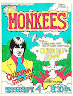 The Monkees Handbill