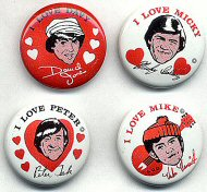 The Monkees Pin