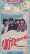 The Monkees VHS