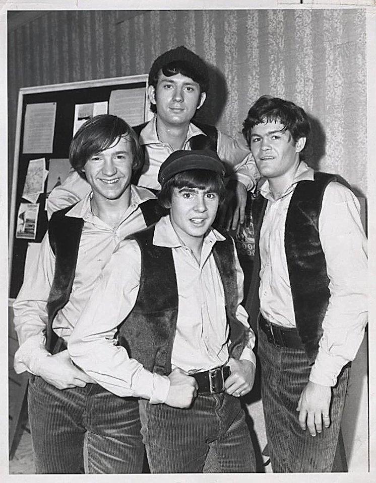 The Monkees Vintage Print