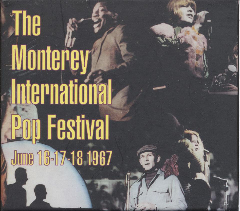 The Monterey International Pop Festival Box Set