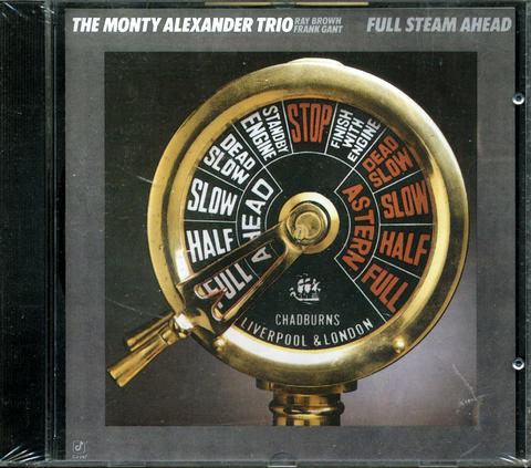 The Monty Alexander Trio CD