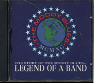 The Moody Blues CD