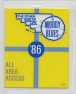 The Moody Blues Laminate
