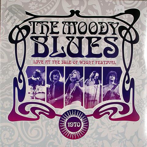 """The Moody Blues Vinyl 12"""" (New)"""
