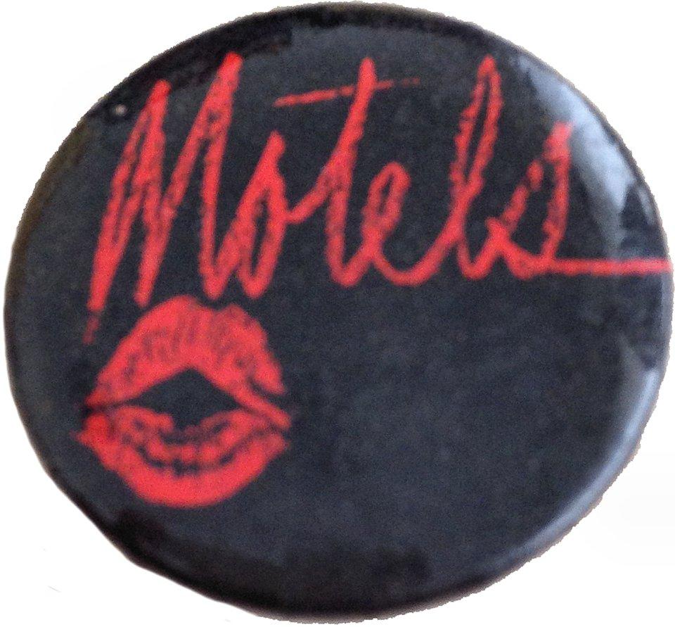 The Motels Pin