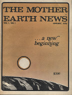 The Mother Earth News No. 1 Magazine