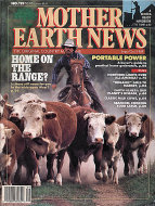 The Mother Earth News No. 119 Magazine