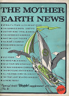 The Mother Earth News No. 16 Magazine