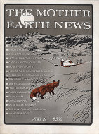 The Mother Earth News No. 19 Magazine