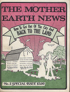 The Mother Earth News No. 2 Magazine