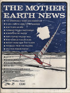 The Mother Earth News No. 25 Magazine