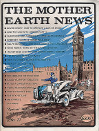 The Mother Earth News No. 27 Magazine