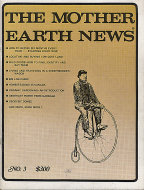 The Mother Earth News No. 3 Magazine