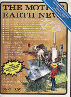 The Mother Earth News No. 45 Magazine