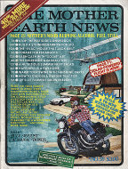The Mother Earth News No. 58 Magazine