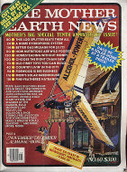 The Mother Earth News No. 60 Magazine