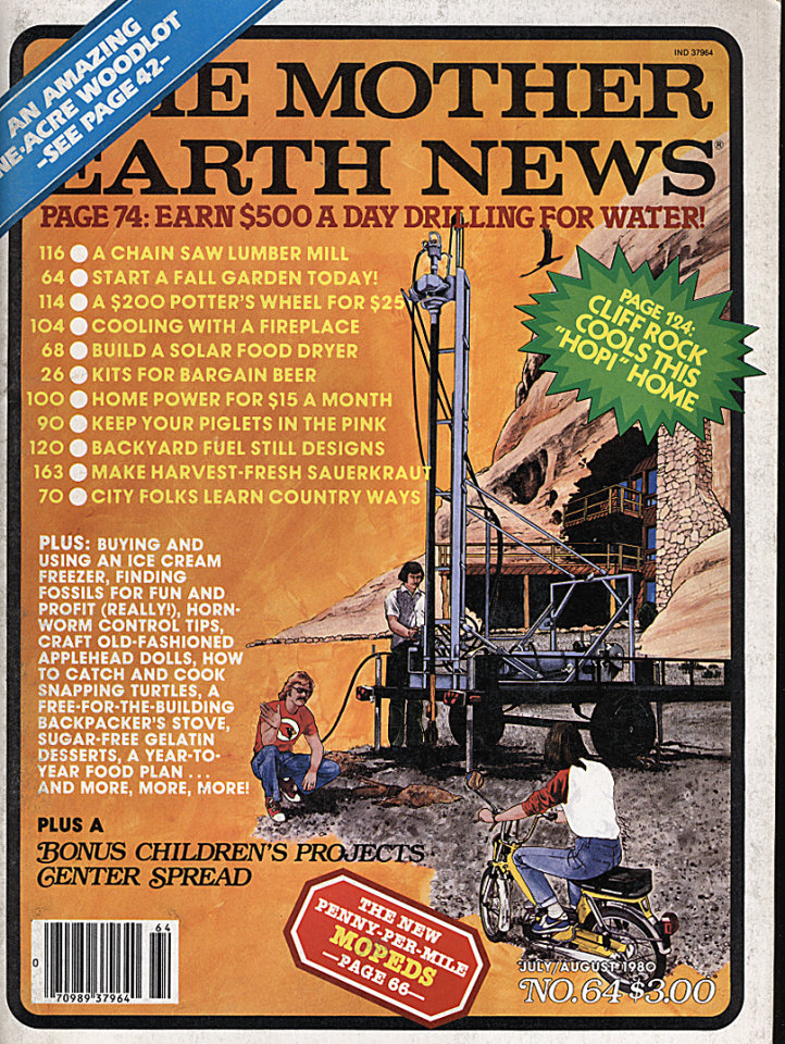 Attrayant The Mother Earth News No. 64