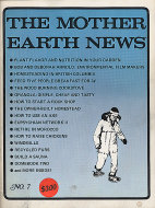The Mother Earth News No. 7 Magazine