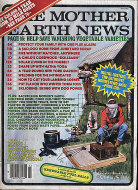 The Mother Earth News No. 73 Magazine