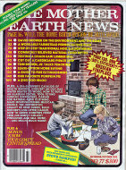 The Mother Earth News No. 77 Magazine
