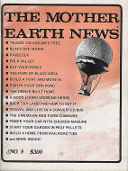 The Mother Earth News No. 8 Magazine