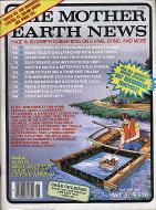 The Mother Earth News No. 81 Magazine