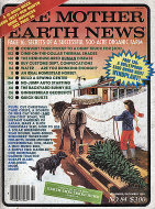 The Mother Earth News No. 84 Magazine