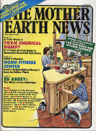The Mother Earth News No. 87 Magazine