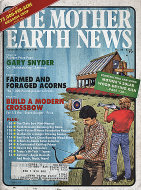 The Mother Earth News No. 89 Magazine