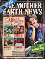 The Mother Earth News No. 96 Magazine