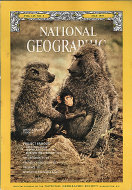 The National Geographic Magazine Vol. 147 No. 5 Magazine