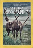 The National Geographic Magazine Vol. 156 No. 6 Magazine