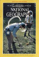 The National Geographic Magazine Vol. 166 No. 4 Magazine