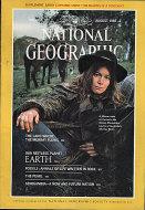 The National Geographic Magazine Vol. 168 No. 2 Magazine
