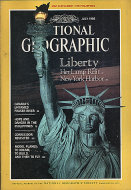 The National Geographic Magazine Vol. 170 No. 1 Magazine