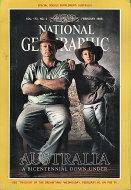 The National Geographic Magazine Vol. 173 No. 2 Magazine