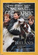 The National Geographic Magazine Vol. 186 No. 3 Magazine