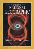 The National Geographic Magazine Vol. 191 No. 4 Magazine