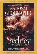 The National Geographic Magazine Vol. 198 No. 2 Magazine