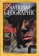 The National Geographic Magazine Vol. 203 No. 1 Magazine