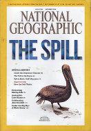 The National Geographic Magazine Vol. 218 No. 4 Magazine