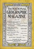 The National Geographic Magazine Vol. C No. 1 Magazine