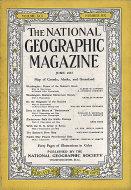The National Geographic Magazine Vol. XCI No. 6 Magazine