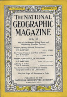 The National Geographic Magazine Vol. XCVII No.6 Magazine