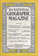The National Geographic Magazine Vol. XCVIII No. 1 Magazine