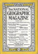 The National Geographic Vol. CVII No. 3 Magazine