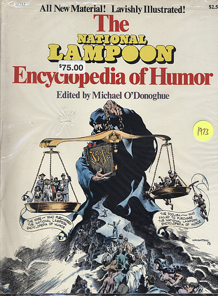 The National Lampoon Encyclopedia of Humor