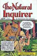 The Natural Inquirer Comic Book