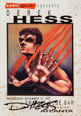 The Neckbones Handbill